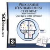 Brain Training Sans Boite (occasion)