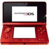 Console Nintendo 3ds Rouge + Chargeur Sans Boite (occasion)
