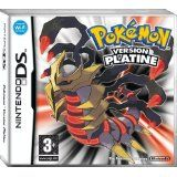 Pokemon Version Platine Sans Boite (occasion)