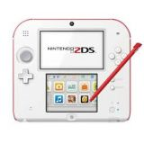Console 2ds Rouge Et Blanche (occasion)