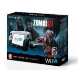 Console Nintendo Wii U 32 Go Noire -  Zombiu  Premium Pack