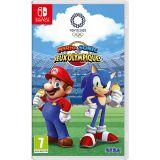 Mario Et & Sonic Aux Jeux Olympiques Tokyo 2020 Switch