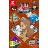 L Aventure Layton : Katrielle Et La Conspiration Des Millionnaires - Edition Deluxe Switch