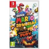 Super Mario 3d World + Bowser S Fury Switch