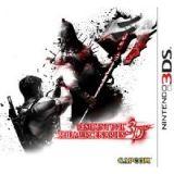 Resident Evil The Mercenaries 3d (occasion)