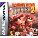 Donkey Kong Country 2 Neuf Sous Blister Nintendo