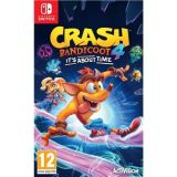 Crash Bandicoot 4 It S About Time Switch