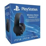 Casque Sony Ps4 Wireless Stereo Headset 2.0 Noir