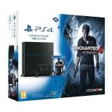 Console Ps4 1to + Uncharted 4