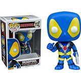 Pop Marv 112 Deadpool X Men Suit