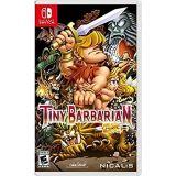 Tiny Barbarian Dx Switch Import Usa