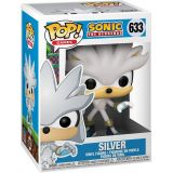 Pop Sonic The Hedgehog 633 Silver