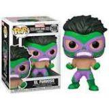 Funko Pop Marvel 708 El Furioso