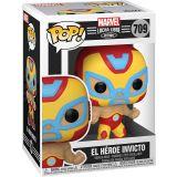 Funko Pop! Marvel Lucha Libre Edition 709 El Heroe Invicto