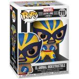 Funko Pop Marvel 711 El Animal Indestructible