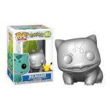Funko Pop! Pokemon 453 Bulbizarre Silver