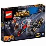 Lego Marvel Super Heroes - 76053 - Jeu De Construction - Batman : Gotham City Cycle Chase (occasion)