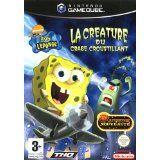 Bob Leponge La Creature Du Crabe Croustillant (occasion)