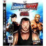 Smack Down Vs Raw 2008 (occasion)