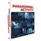 Coffret Paranormal Activity (occasion)