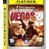 Tom Clancys Rainbow Six Vegas 2 Plat (occasion)