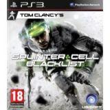 Tom Clancy S Splinter Cell Blacklist Ps3 (occasion)