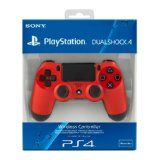 Manette Dualshock 4 Rouge Ps4 Playstation 4 (occasion)