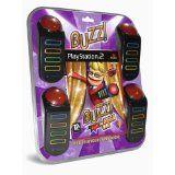Buzz Le Mega Quizz + Buzzers (occasion)