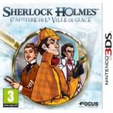 Sherlock Holmes Le Mystere De La Ville De Glace (occasion)