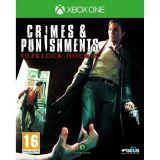 Sherlock Holmes Crimes & Punishments Xbox One (occasion)