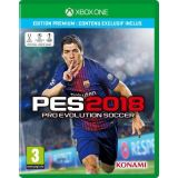 Pes Pro Evolution Soccer 2018 Xbox One (occasion)
