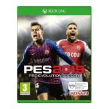 Pes 2019 Pro Evolution Soccer 2019 Xbox One (occasion)