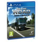 On The Road Truck Simulator Ps4 (occasion)