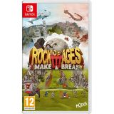 Rock Of Ages 3 Make & Break Pour Nintendo Switch (occasion)
