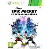 Epic Mickey 2 Le Retour Des Heros Xbox 360 (occasion)