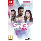 Let S Sing 2018: Hits Francais Et Internationaux (occasion)