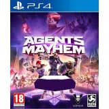 Agents Of Mayhem Ps4 (occasion)