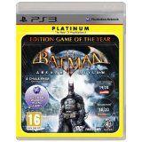 Batman Arkham Asylum Platinum (occasion)