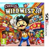 Carnival Wild West 3ds (occasion)