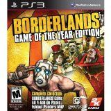 Borderlands Edition Game Of The Year (occasion)