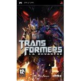 Transformers La Revanche (occasion)