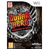 Guitar Hero Warriors Of Rock Jeu Seul (occasion)