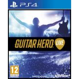 Guitar Hero + Guitar Live Ps4 (occasion)