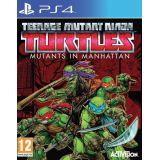 Teenage Mutant Ninja Turtles Mutants A Manhattan Ps4 (occasion)