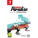 Burnout Paradise Remastered Switch (occasion)