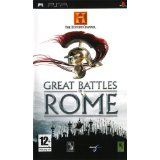 The History Channel Great Battles Of Rome (occasion)