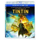 Les Aventures De Tintin Blu-ray 3d (occasion)