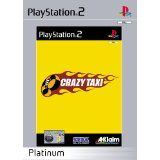 Crazy Taxi Plat (occasion)