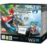 Console Wii U 32 Go Mario Kart 8 Occ Peux Etre Livret Sans La Boite D Origine (occasion)