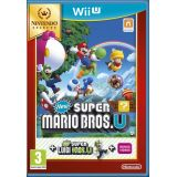 New Super Mario Bros +new Luigi Bros U Edition Select (occasion)